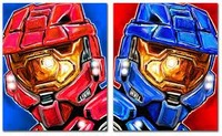 Red vs. Blue gallery